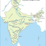 Highest Peaks of Mountain Ranges of India