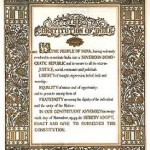 Preamble to Indian Constitution