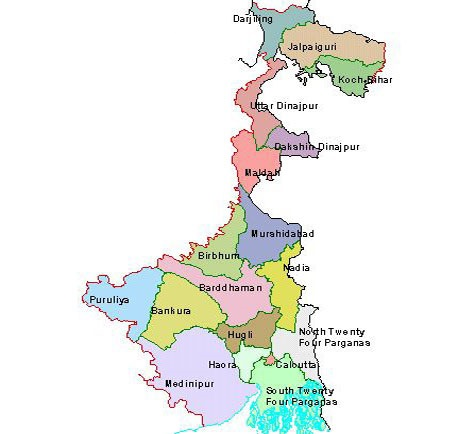 Facts about West Bengal