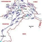 List of Indian Rivers and their Origin, Tributaries