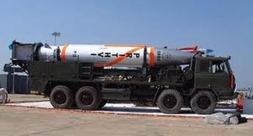 List of Indian Missiles with Range