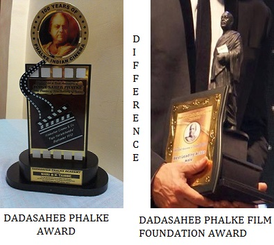 Facts about Dadasaheb Phalke Award