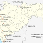 Mountain Passes of Deccan Plateau, Eastern, Western Ghats