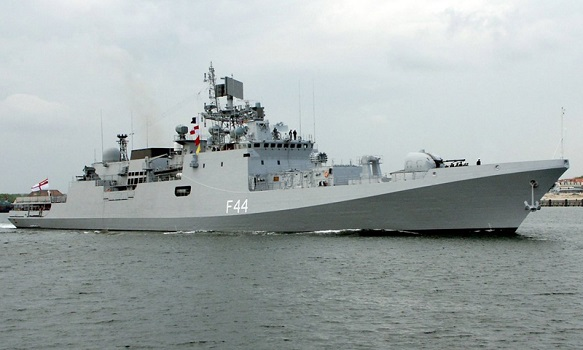 Major warships in Indian Navy